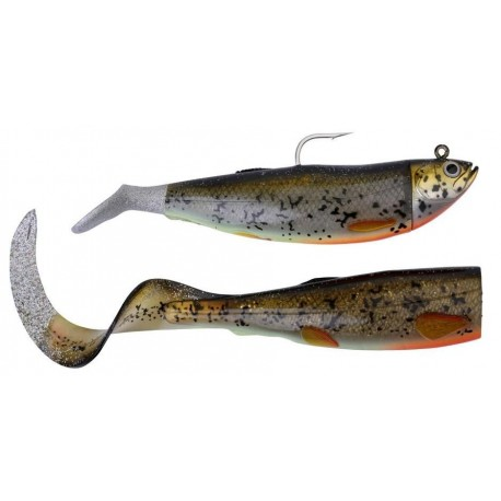Savage Gear Cutbait Herring Kit 25 cm - Deciving 3D Burbot