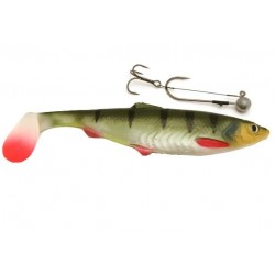 Savage Gear Herring Shad Loose Body, 25 cm, pearch