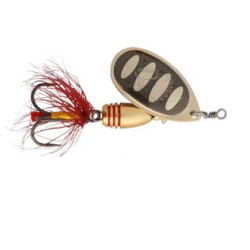 Savage Gear Rotex Spinner 8 gr, Gold