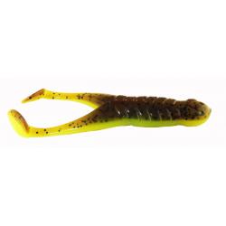 Sizmic Toad Green Pumpkin 11 cm, 6-pack