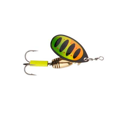 Spinnare Savage Gear Rotex Spinner, firetiger, 11 gr