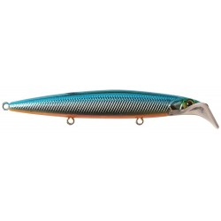 Strike Pro Scooter Minnow 11 cm - Blue Silver OB