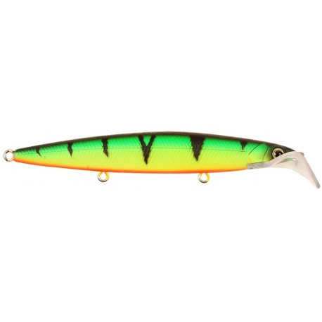 Strike Pro Scooter Minnow 11 cm - Hot Fire Tiger