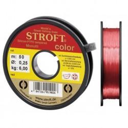Stroft Red 50 m - 0,22 mm