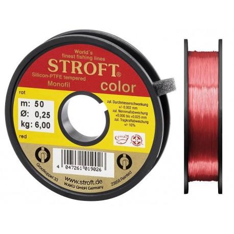 Stroft Red 50 m - 0,25 mm