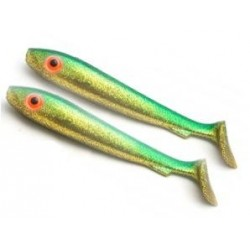 Svartzonker BIG McRubber V2 Green-Gold 2-pack