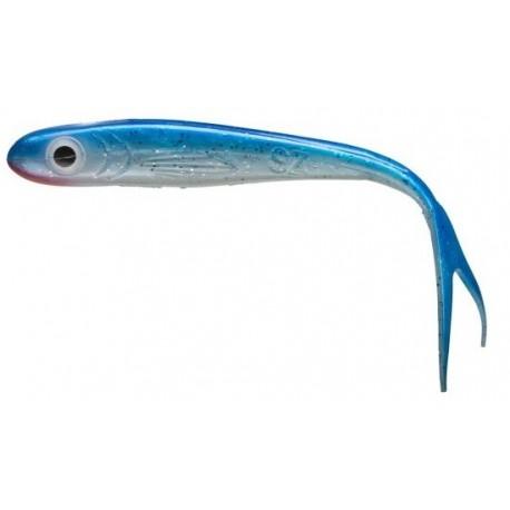 SvartZonker McWalleye 25 cm - Blue Silver