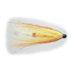Tubfluga 25 mm - Orange/Gul/Holo TT28, 3-pack