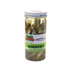 Uncle Josh Shiner Minnows Betesfisk - Large