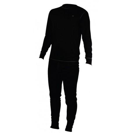 Underställ Sasta Active Underwear Set, small, svart