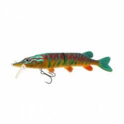 Westin Mike The Pike 17 cm - Crazy Parrot Special