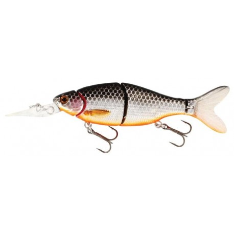 Westin Ricky the Roach (HL/MJ) 8 cm - Steel Sardine
