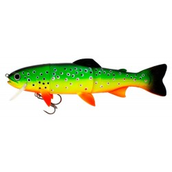 Westin Tommy The Trout 25 cm - Crazy Firetiger