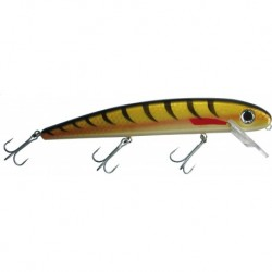 Wobbler Pike Madame 26 cm, Golden Eye