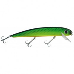 Wobbler Pike Madame 26 cm, Green Check
