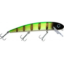 Wobbler Pike Madame 26 cm, Green Sunset