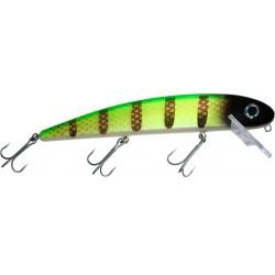 Wobbler Pike Madame 26 cm, Green Sunset