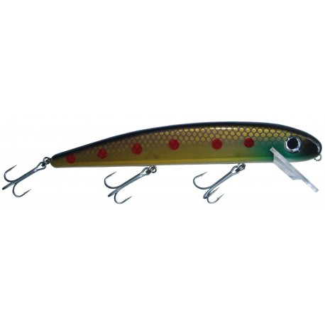 Wobbler Pike Madame 26 cm, Rainbow