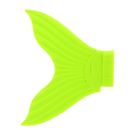 X-Buster Spare tail 3-pack - Chartreuse