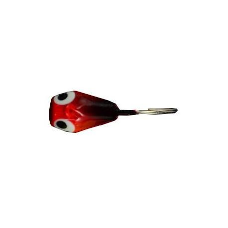 Zippo Mormyska 1,8 gr - Röd/Svart