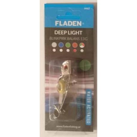 Fladen Blinkpirk Balans 13 gr - Silver