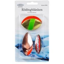 Fladen Rödingblänken 3-pack