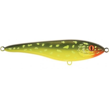 Big Bandit Shallow Runner - C202 Hot Pike