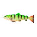 Savage Gear 3D Line Thru Trout 20 cm MS - Firetiger
