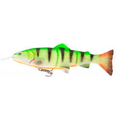 Savage Gear 3D Line Thru Trout 15 cm MS - Firetiger