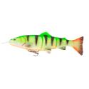 Savage Gear 3D Line Thru Trout 15 cm MS - Firetiger