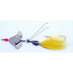 Blue Fox Buzzer 20 gr, gul