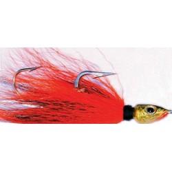 Blue Fox Buzzer 20 gr, orange/svart