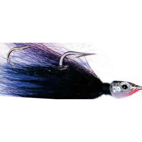 Blue Fox Buzzer 20 gr, svart/lila