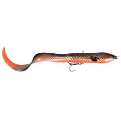 Redigera: Savage Gear 3D Hard Eel Tail Bait 25 cm - Red Copper Black