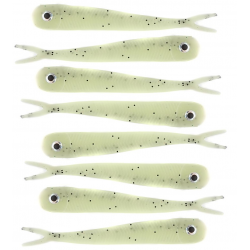 Savage Gear Dying Minnow 8 cm - Glow