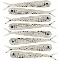Savage Gear Dying Minnow 6 cm - Pearl Silver