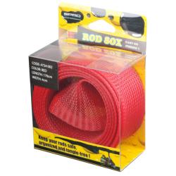 Spro Rod Sox Spöskydd - Röd