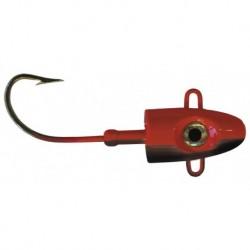 Bullet Head 200 gr - Röd/Svart
