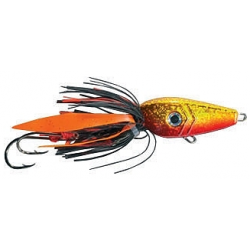 Jaxon Speedjig Pilk 200 gr - Orange/Guld