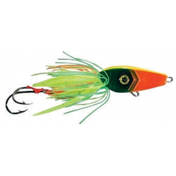 Jaxon Speedjig Pilk 200 gr - Svart/Orange