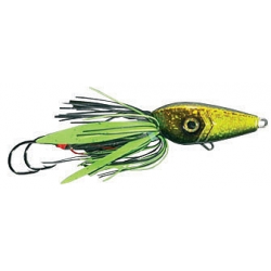 Jaxon Speedjig Pilk 200 gr - Gul/Grön
