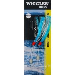 Wiggler Big Gun Blue Upphängare, 7/0