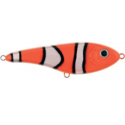 Buster Jerk Shallow Runner - C130 Clownfish