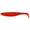 Westin Shad Teez 27 cm - Red Tiger Glit