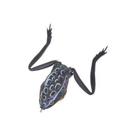 Real Frog Groda 6,5 cm - Brun
