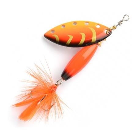 Complete Obsession Spinnare 8 gr - Orange/Röd