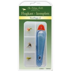 Flugkast Komplett Torrfluga 2