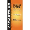 Darts Shallowskruv 5 st