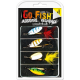 Darts Go Fish Dragset 1 - Abborre/Regnbåge