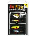 Darts Go Fish Dragset 3 - Abborre/Regnbåge